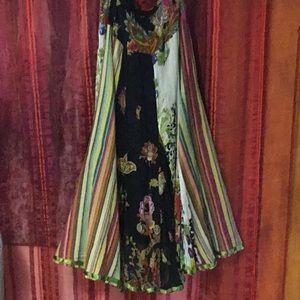 ANU by Natural BOHO style long skirt